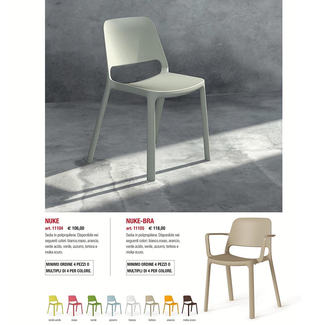 La Nova Sedia - sedie, pieghevoli, sgabelli, tavoli, poltrone ...